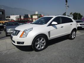 Cadillac Srx 3.6 Premium 2015 Blanco