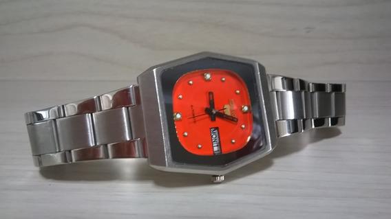 Lindo Relógio Japonês, Seiko 5 Anos 70 Modelo Raro