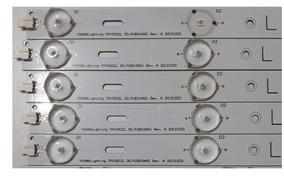 Kit Barra Led Philips 39pfl3508g 39pfl4508g Mod Tpv3922l