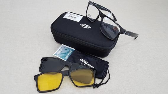 Óculos Mormaii Swap M6057a0256 E Clipon Polarizado Original