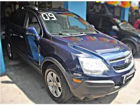 Chevrolet Captiva 2.4 Sfi Ecotec Fwd 16v Gasolina 4p Automát