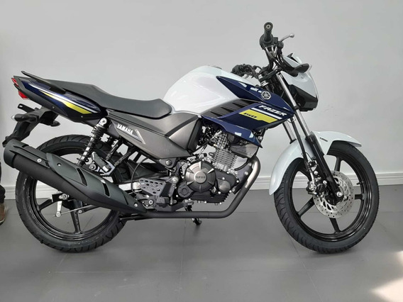Yamaha Fazer 150 Sed Branca 2020