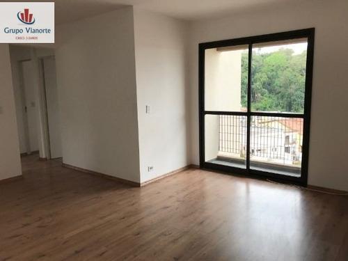 Apartamento A Venda No Bairro Vila Santos Em São Paulo - - L4763-1