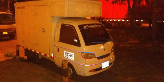 Hafei Ruiyi Camioneta Tipo Furgón Pequeño 2008