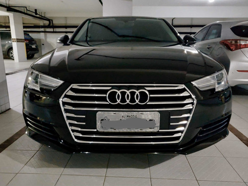 Audi A4 2.0 Tfsi Attraction S-tronic 4p 2017