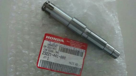 Árvore Sec. Cg125/tr125/xl125/xlr125-original Honda-77/02