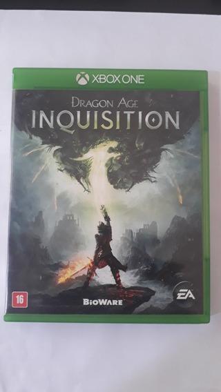Jogo De Xbox One Dragon Age Inquisition Mídia Fisica