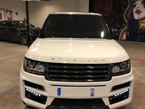 Range Rover Vogue Autobiografy 2014