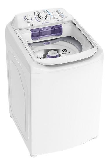 Lavadora Electrolux 12kg Com Dispenser Autolimpante Lac12