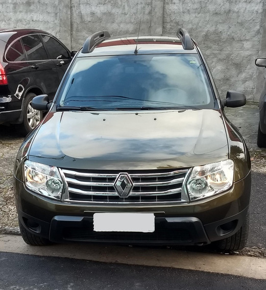 Renault Duster 1.6 Expression 2015!
