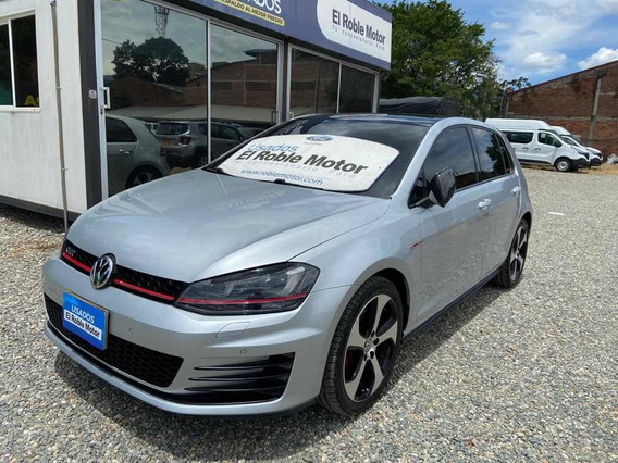 Volkswagen Golf Gti Dsg Performance