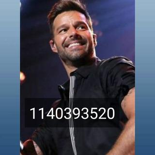Ricky Martín Tour -29/2-