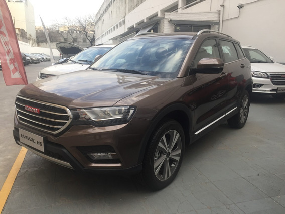 Haval H6 2.0 Turbo Coupe Dignity At 2wd 0km 5