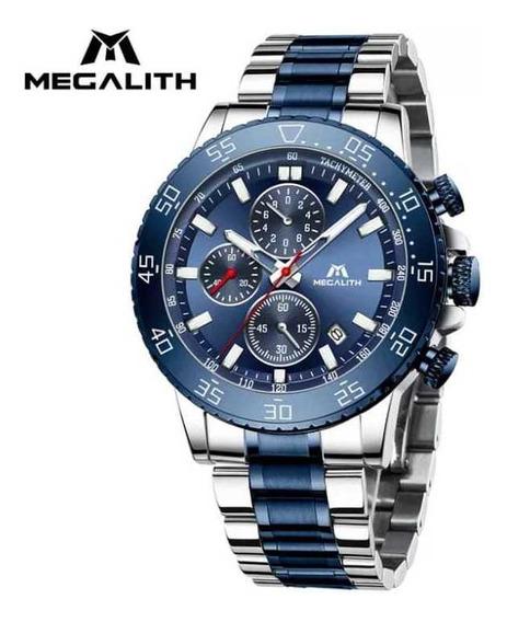 Relógio Esportivo Megalith 8087 Original 100% Funcional