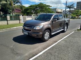 Chevrolet S10 2.8 Lt Cab. Dupla 4x2 Aut. 4p 2013