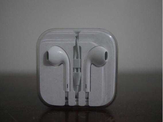 Apple Earpods + Novo! + Nunca Usado