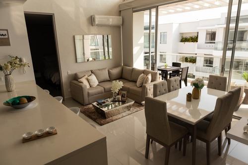 Imagen 1 de 14 de Increíble Apartamento Amoblado En Serena Del Mar Cartagena