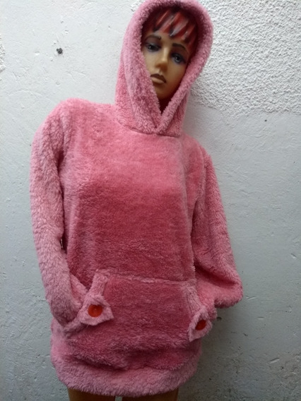Sweters/buzos De Peluche Talle 4 Al 10 Especial Grandes