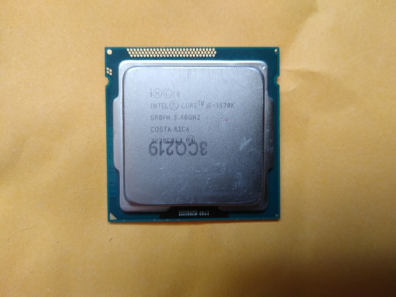 Processador I5 3570k Oem