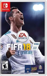 Fifa 18 / 2018 / Nintendo Switch