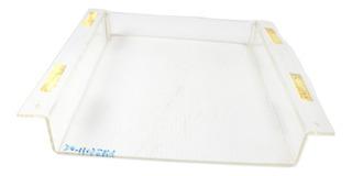 Papelero Revistero Acrilico 3 Mm Carta 28.5x24 Usado (ver Fo