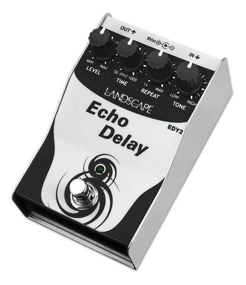 Pedal Landscape Guitarra Echo Delay Edy2 Original