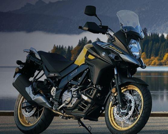 Suzuki Vstrom Dl 650 Xt 2020- Financiación