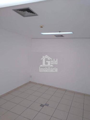 Sala Para Alugar, 61 M² Por R$ 2.500/mês - Nova Aliança - Ribeirão Preto/sp - Sa0315