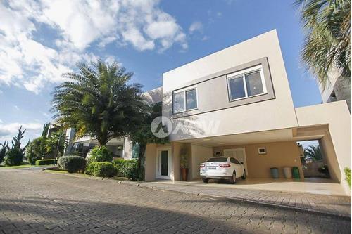 Casa Com 4 Dormitórios À Venda, 394 M² Por R$ 3.160.000,00 - Canudos - Novo Hamburgo/rs - Ca3273