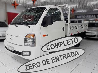 Hr / Hyundai Hr Diesel 2.5 / Completo Carroceria De Madeira