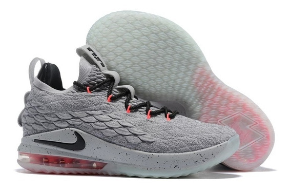 Tênis Nike Lebron 15 Low Modelo Exclusivo Top Original Caixa