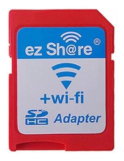 Ez Share - Ezshare - Cartão Wifi Adaptador Sd **no Brasil**