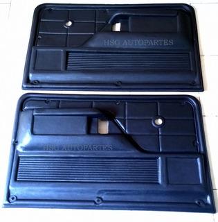Tapas O Vestiduras Para Puerta Ford 73-79 En Plastico