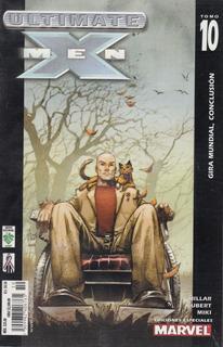 Lote 24 Comics Ultimate X-men Editorial Vid