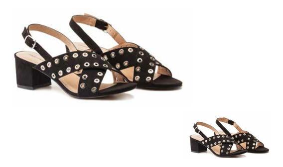 Zapatos Mujer Sandalia Taco Importadas Envio Gratis