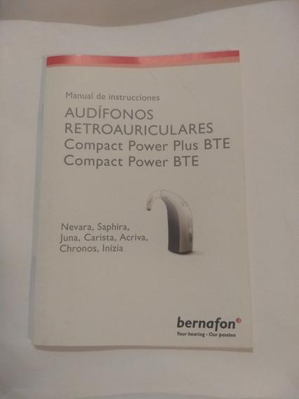 Audífonos Retroarticulares Compact Power Bte Cpx