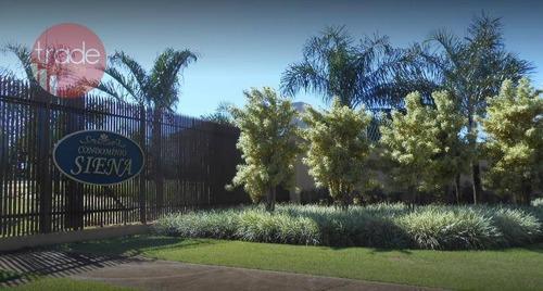 Terreno À Venda, 623 M² Por R$ 440.000,00 - Bonfim Paulista - Ribeirão Preto/sp - Te1148