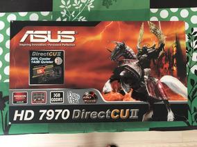Placa De Video Radeon Hd 7970 Asus + Ek Watercooler