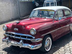 Chevrolet Bel-air Del Año 1956