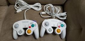 Controle Original Gamecube Branco. Valor De 1 Unidade.