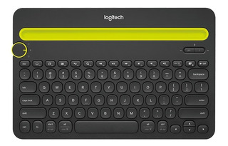 Teclado Bluetooth Logitech K480 Multidispositivos 10m