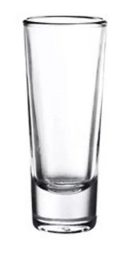 Vaso Caballito Tequilero Grueso 1.5oz/45ml Caja De 50 Piezas