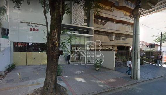 Sala À Venda, 30 M² Por R$ 260.000,00 - Icaraí - Niterói/rj - Sa0126