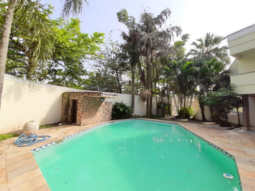 Casa Com 5 Dormitórios À Venda, 350 M² - Jardim Virginia - Guarujá/sp - Ca3234