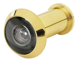 Mirilla De Seguridad De Latón Hermex 43672