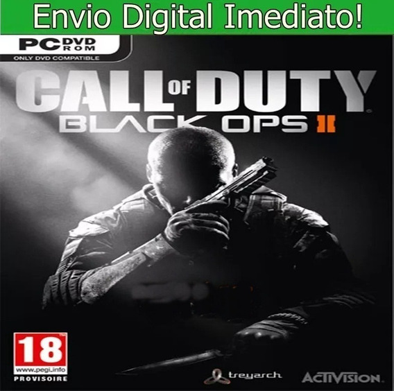 Call Of Duty Black Ops 2 Pc Hd Original Envio Imediato!