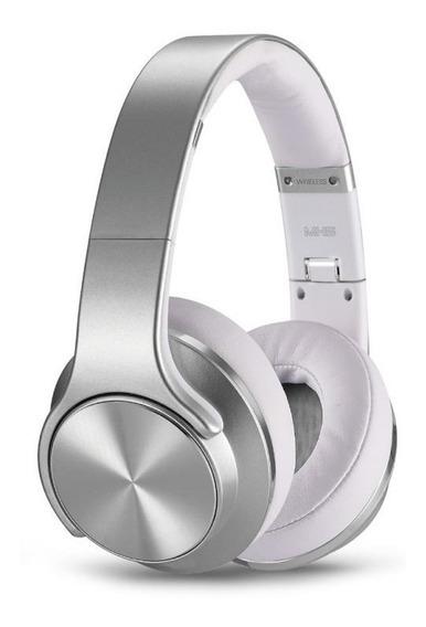 Fone De Ouvido Xtrax Duo Prata - Bluetooth