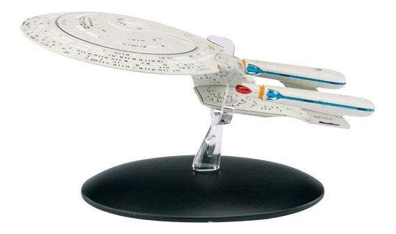 Coleção Naves Star Trek Eaglemoss Ncc 1701 D Uss Enterprise