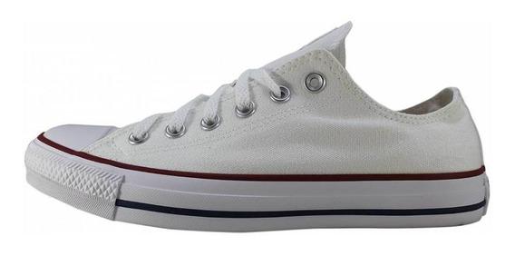 Tênis Converse All Star Ct Chuck Taylor Core Branco + Frete