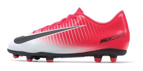 Horno Ficticio ballena azul  Zapatos Fútbol Nike Mercurial Rosa Niño / Rincón Del Fútbol | Mercado Libre
